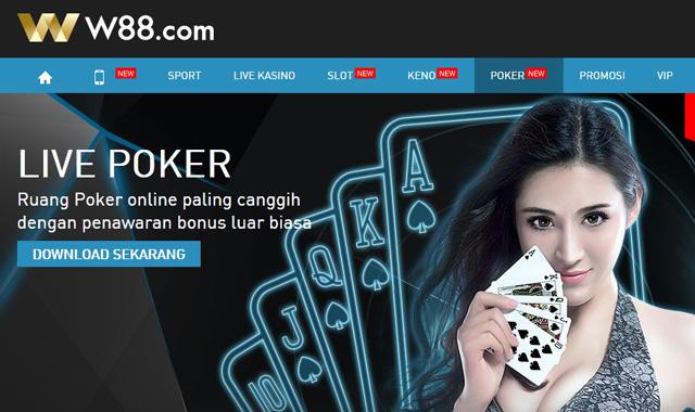 w88 bitcoin casino